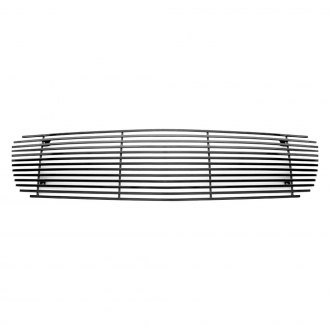 APG® - 1-Pc Black Horizontal Billet Main Grille