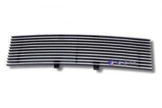 APG® F66789A - Polished Horizontal Billet Bumper Grille