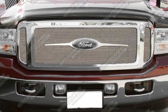 APG® - Chrome Mesh Main Grille