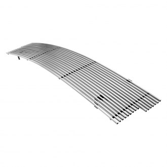 APG® - Brushed Horizontal Billet Grille