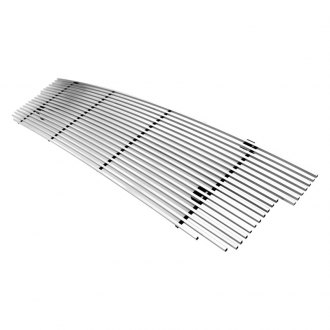APG® - 1-Pc Brushed Horizontal BGC Grille