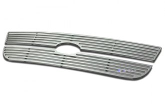 APG® - Bar Style Polished Perimeter Main Grille