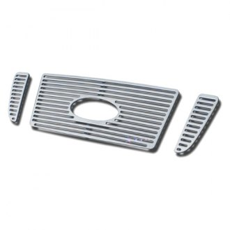 APG® - 3-Pc Polished Horizontal Machined Perimeter Main Grille