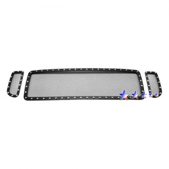 APG® - Black Rivet Wire Mesh Main Grille