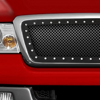 APG® - Rivet Style Wire Mesh Grille