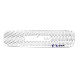 APG® - 1-Pc Round Holed Polished Sheet Main Grille