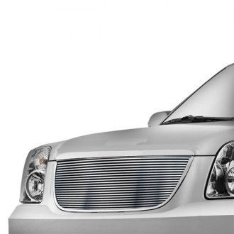 APG® - 1-Pc Brushed Horizontal Billet Grille