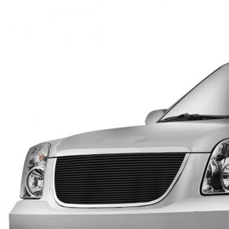 APG® - 1-Pc Black Horizontal Billet Grille