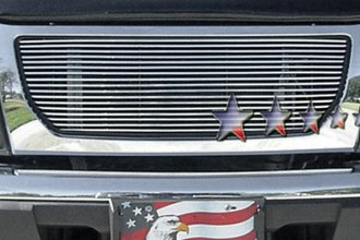 APG® G85474A - Polished Horizontal Billet Main Grille