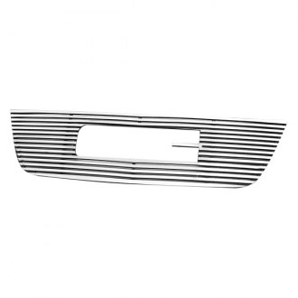 APG® - Polished Horizontal Machined Perimeter Main Grille