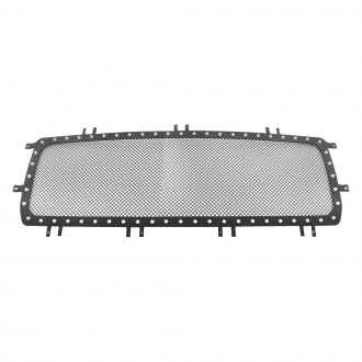 APG® - 1-Pc Black Rivet Wire Mesh Main Grille
