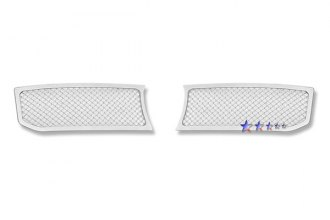 APG® - Chrome Wire Mesh Grille