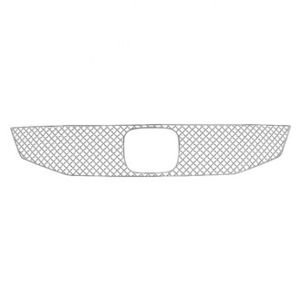 APG® - 1-Pc Chrome Wire X Mesh Grille
