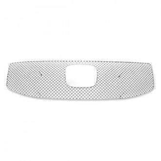 APG® - 1-Pc Chrome Single Wire X Mesh Main Grille