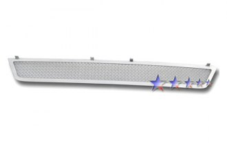 APG® I76806T - Chrome Wire Mesh Bumper Grille