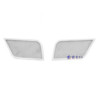 APG® - 1-Pc Chrome Wire Mesh Main Grille