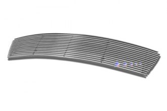APG® N66484A - Polished Horizontal Billet Bumper Grille