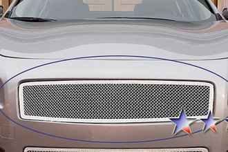 APG® N75218T - Chrome Wire Mesh Main Grille