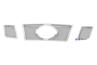 APG® N76641T - Chrome Wire Mesh Main Grille