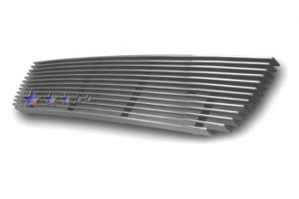 APG® N85420A - Polished Horizontal Billet Bumper Grille