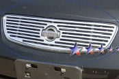 APG® - Polished Machined Perimeter Main Grille