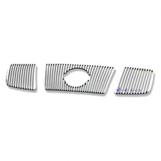 APG® - Polished Vertical Machined Perimeter Grille