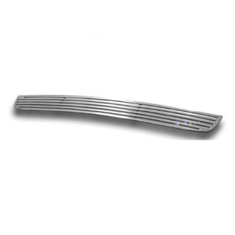 APG® - 1-Pc Polished Horizontal Machined Perimeter Bumper Grille