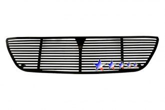 APG® - Black Machined Perimeter Main Grille