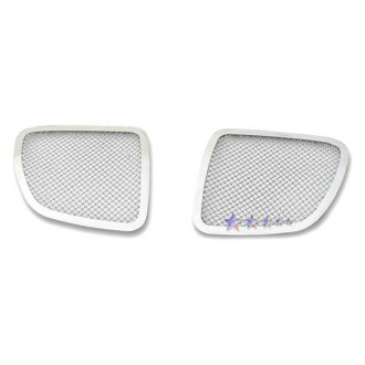 APG® - 2-Pc Chrome Wire Mesh Main Grille