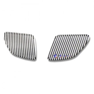 APG® - 2-Pc Polished Vertical Machined Perimeter Main Grille