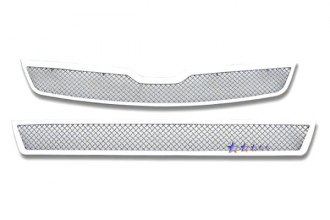 APG® - Chrome Wire Mesh Main and Bumper Grille Kit