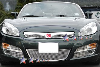 APG� - Chrome Small Mesh Grille