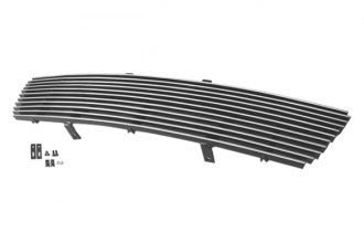APG® S87613A - Polished Horizontal Billet Bumper Grille