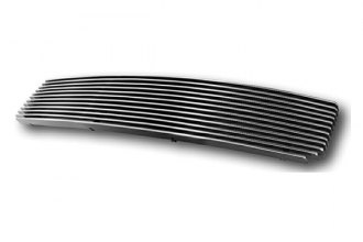 APG® T65397A - Polished Horizontal Billet Bumper Grille