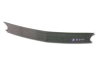 APG® T65449A - Polished Horizontal Billet Bumper Grille