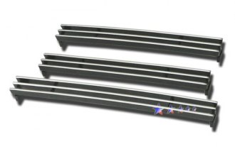 APG® T65459A - Polished Horizontal Billet Bumper Grille