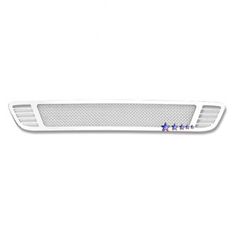 APG® - 1-Pc Chrome Wire Mesh Bumper Grille