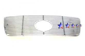 APG® - Polished Horizontal Machined Perimeter Grille