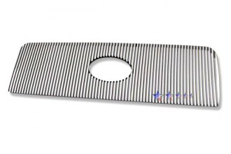 APG® - Polished Vertical Machined Perimeter Main Grille