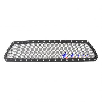 APG® - 1-Pc Black Rivet Wire Mesh Grille