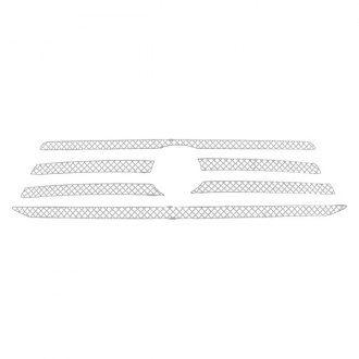 APG® - 6-Pc Chrome Wire X Mesh Main Grille