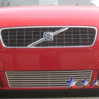 APG® - Polished Machined Perimeter Bumper Grille