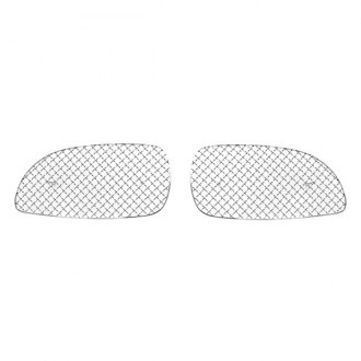 APG® - 2-Pc Chrome Wire X Mesh Main Grille