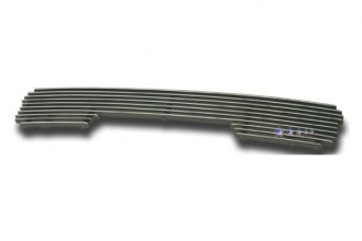 APG® Y65756A - Polished Horizontal Billet Bumper Grille