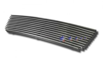 APG® Y66435A - Polished Horizontal Billet Bumper Grille