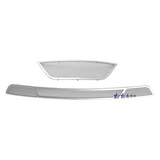 APG® - 2-Pc Chrome Wire Mesh Main and Bumper Grille Kit