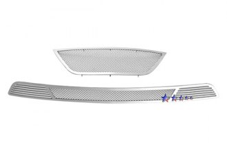 APG® - Chrome Mesh Bumper Grille Kit