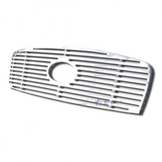 APG® - 1-Pc Polished Horizontal Machined Perimeter Main Grille