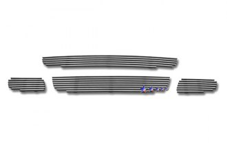 APG® - Polished Horizontal Billet Main and Bumper Grille Kit