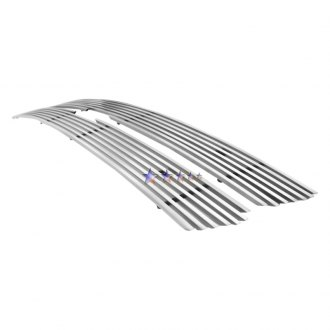 APG® - 2-Pc BGC Brushed Horizontal Billet Main Grille